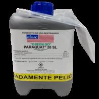 Paraquat 20 SL 3.5lt Efecto-Quemante
