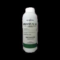 Bravo 72SC Fungicida Bezonitrilo Halogenado (chlorothalonil) 1L Sygenta