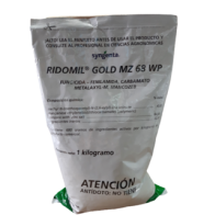 Ridomil Gold MZ 68WP Fungicida-Fenilamida, Mancozeb 1kg Sygenta