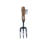 Cultivador Tenedor con mango de madera