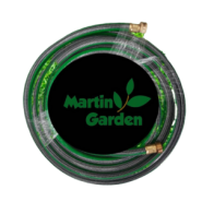 "Manguera Martin Garden 1/2"" x 25´ negro/verde"