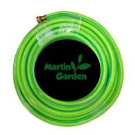 "Manguera Martin Garden 5/8"" x 25´ verde/celeste"