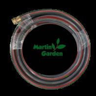 "Manguera Martin Garden 3/4"" x 25´ rojo/negro"