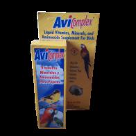 AVICOMPLEX vitaminas para pajaros 60ml