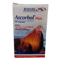 Ascorbol Plus 100 Tabletas