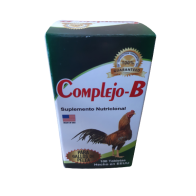 B-COMPLEX PARA GALLOS DE PELEA