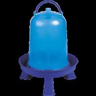 Bebedero Eco/Azul con Patas 8Lts. Copele