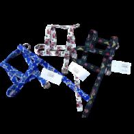collare/pecheras para perros mini Sencilla