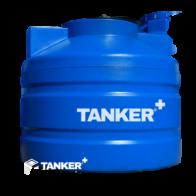 Tanque Azul Para Agua Tanker 700lt