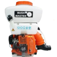 Pulverizadora  Bush Master 14lt 41.55cc